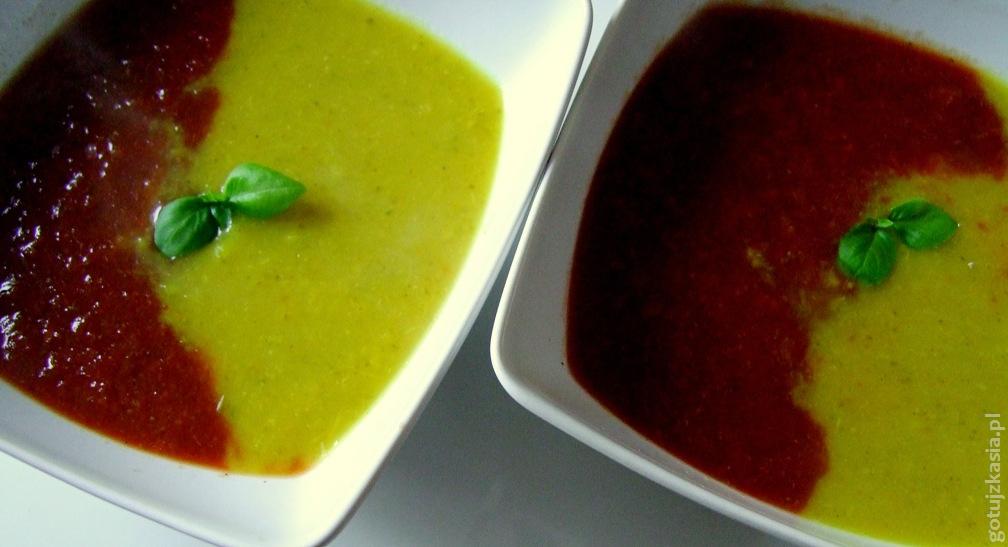 dwukolorowa zupa 2