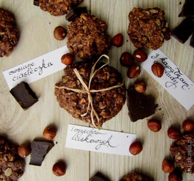 podwojnie czekoladowe owsiane ciasteczka (4)