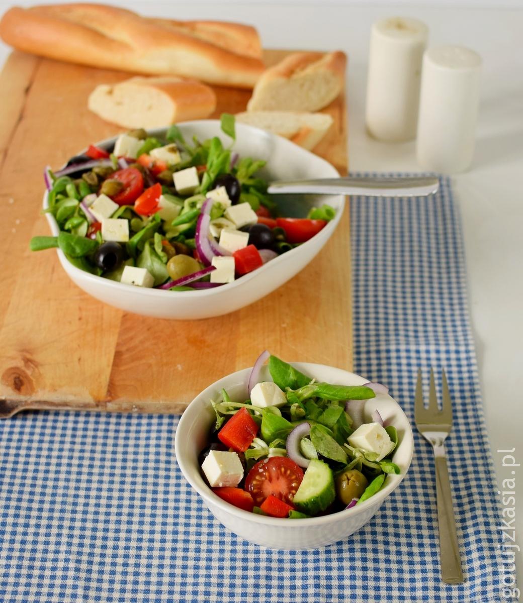 salatka grecka 4