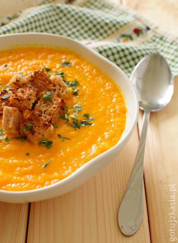 zupa marchewkowa 2