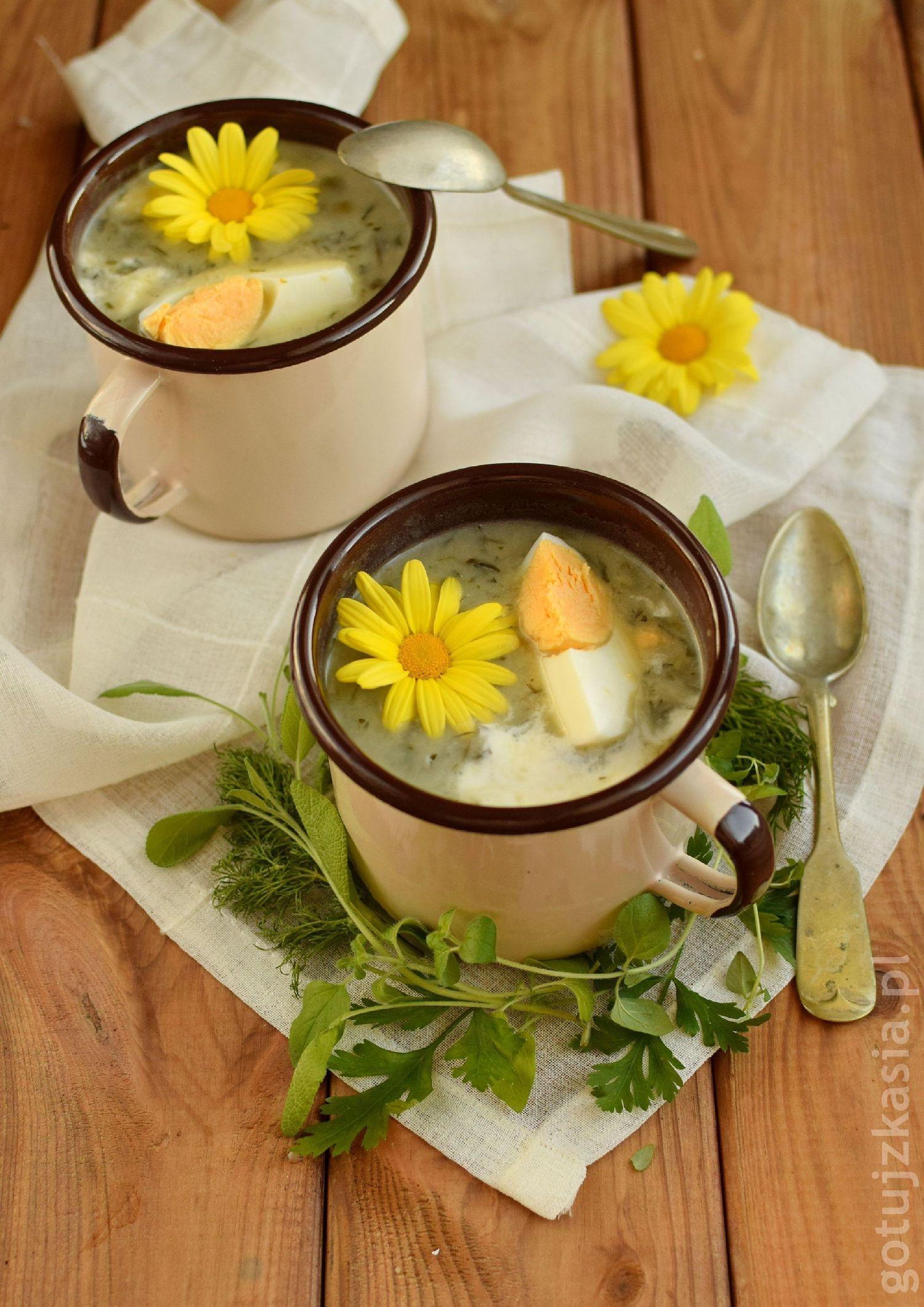 zupa z 9 ziol 1