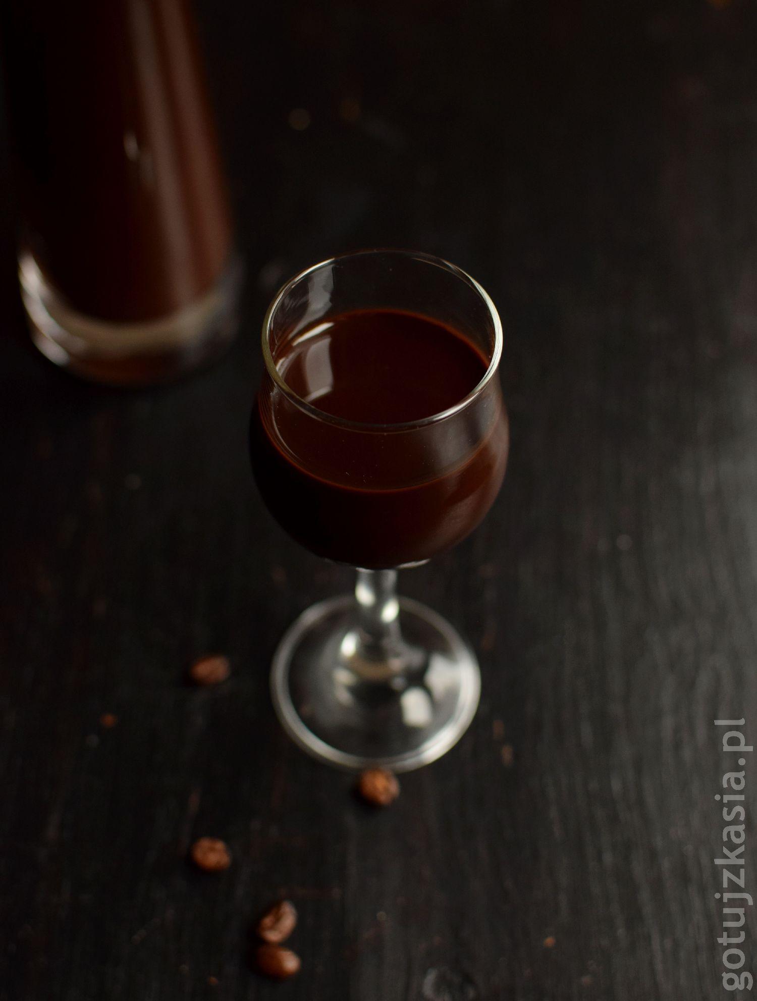 likier kawowo-czekoladowy 2