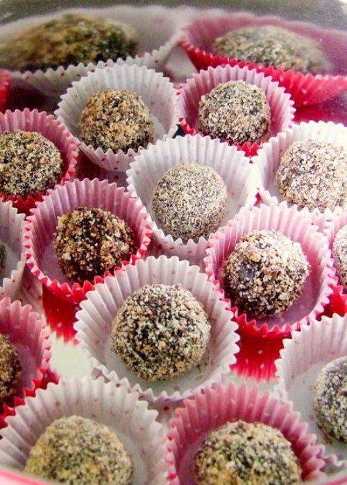 ciasteczkowe czekoladki