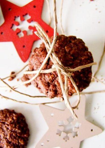 czekoladowe owsiane