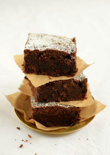czekoladowe z cukinia