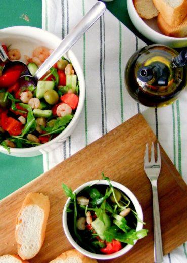 salatka z krewetkami 2