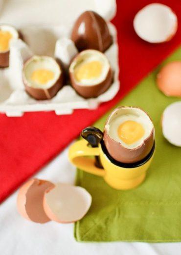 slodkie jajka