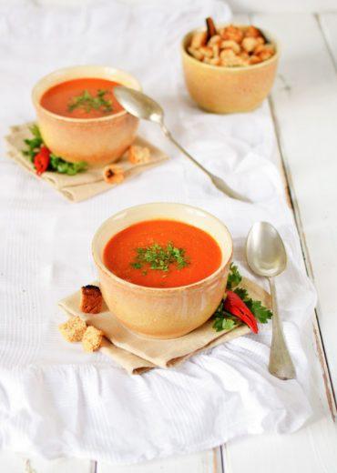 zupa z rakow