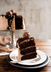 tort czekoladowy 1 - miniatura