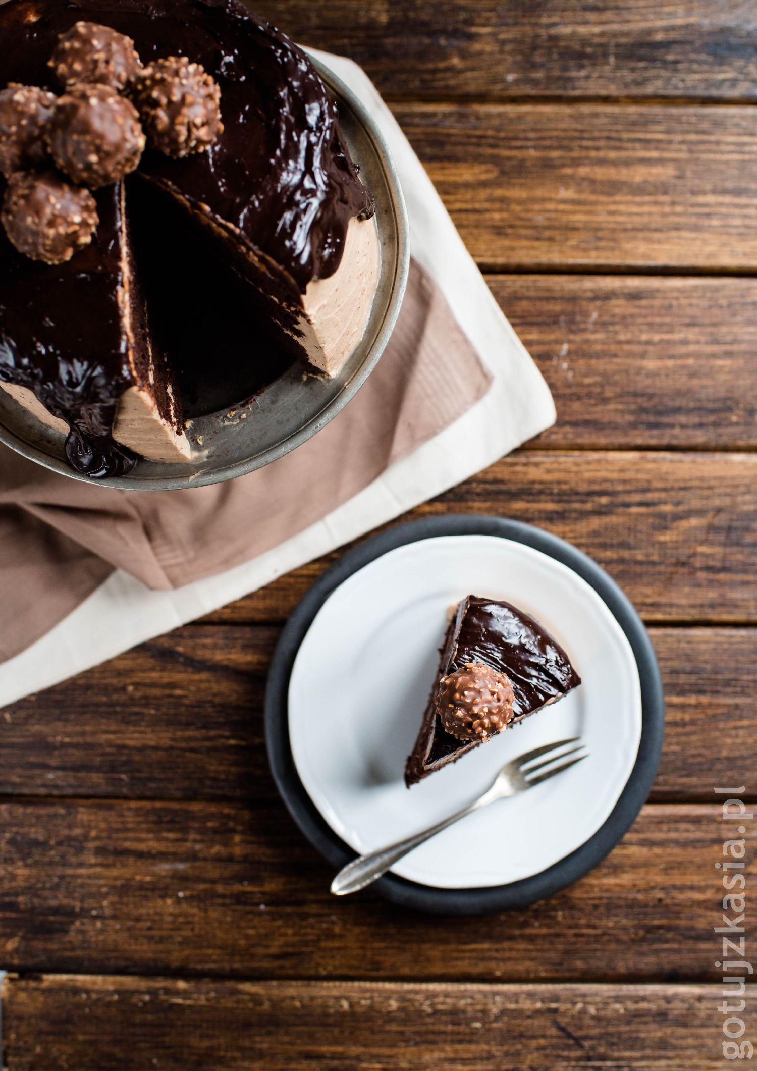 tort czekoladowy 4