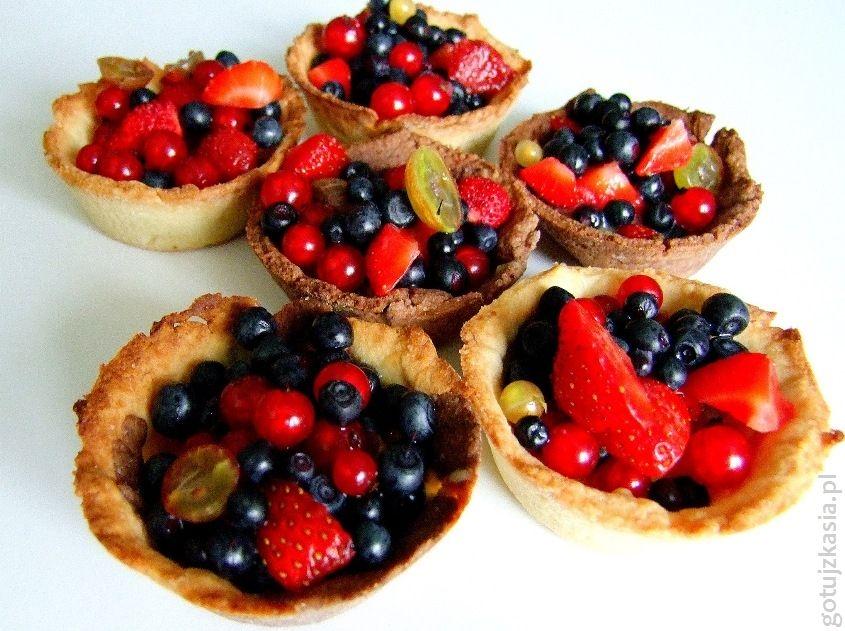 mini tarty z owocami 2