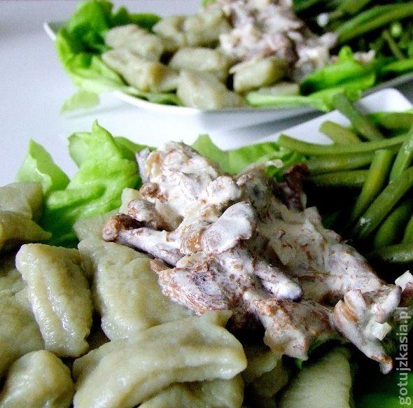 ziemniaczano-bobowe gnocchi 2