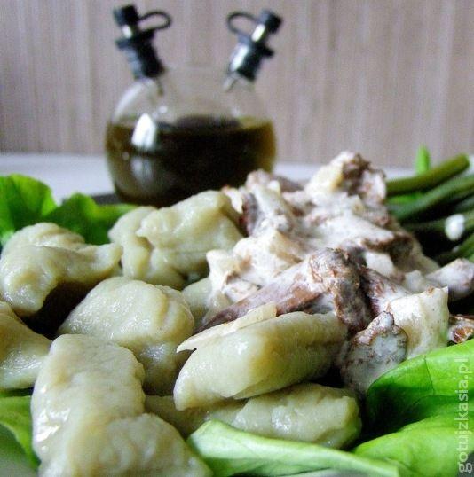 ziemniaczano-bobowe gnocchi