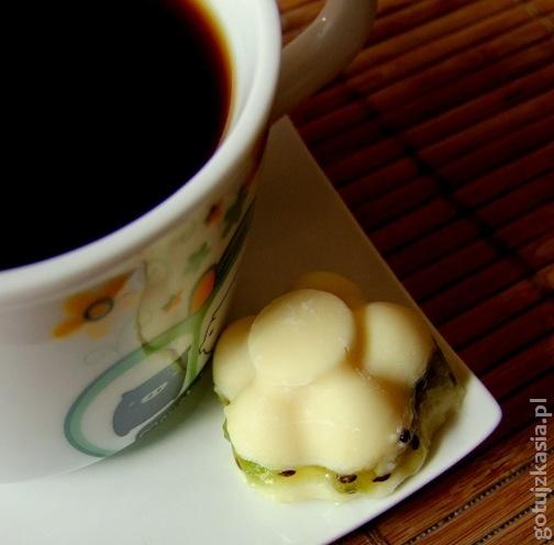 czekoladki z kiwi