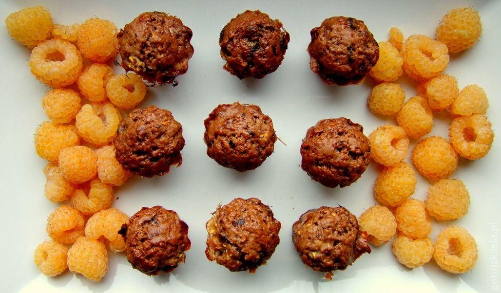 muffiny z zoltymi malinami 3