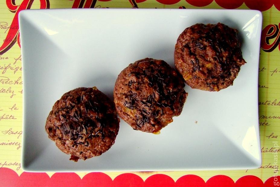 pomaranczowo-czekoladowe muffinki 2