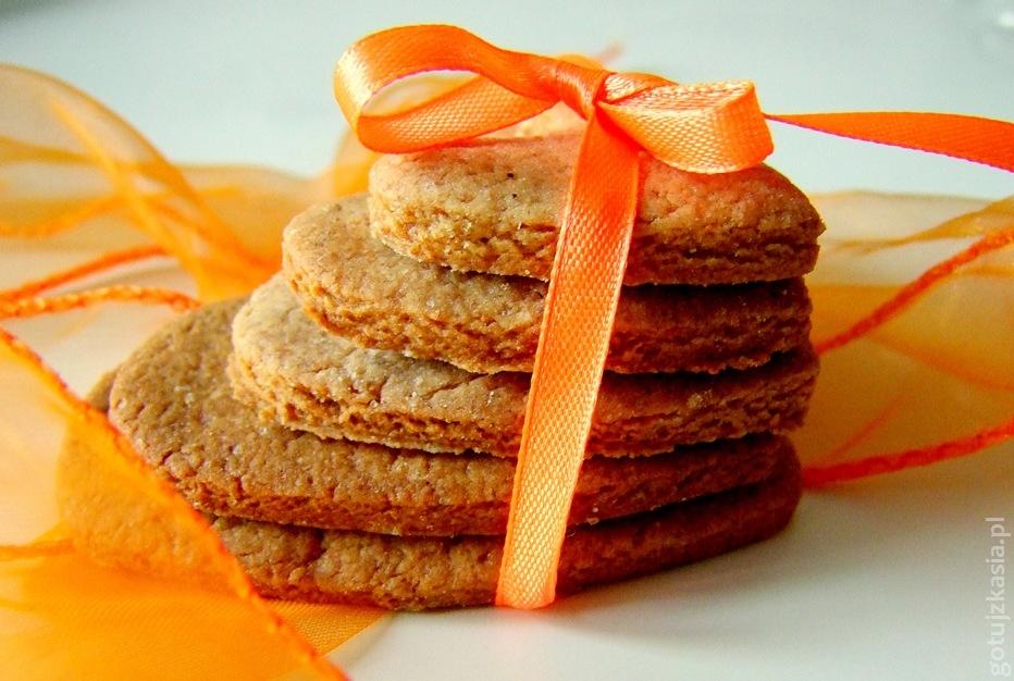 orkiszowe ciasteczka
