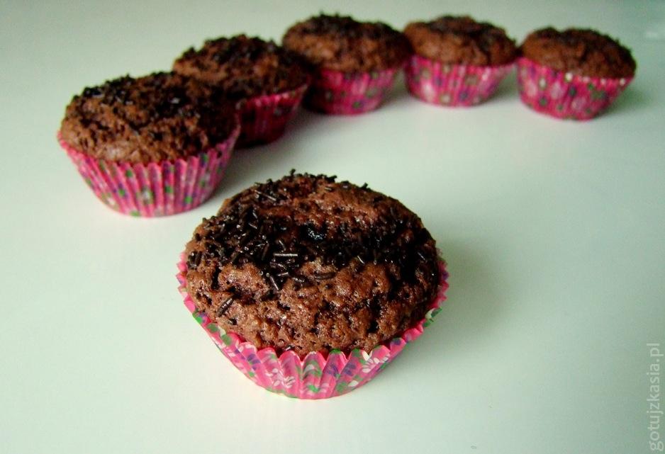muffiny z dzemem
