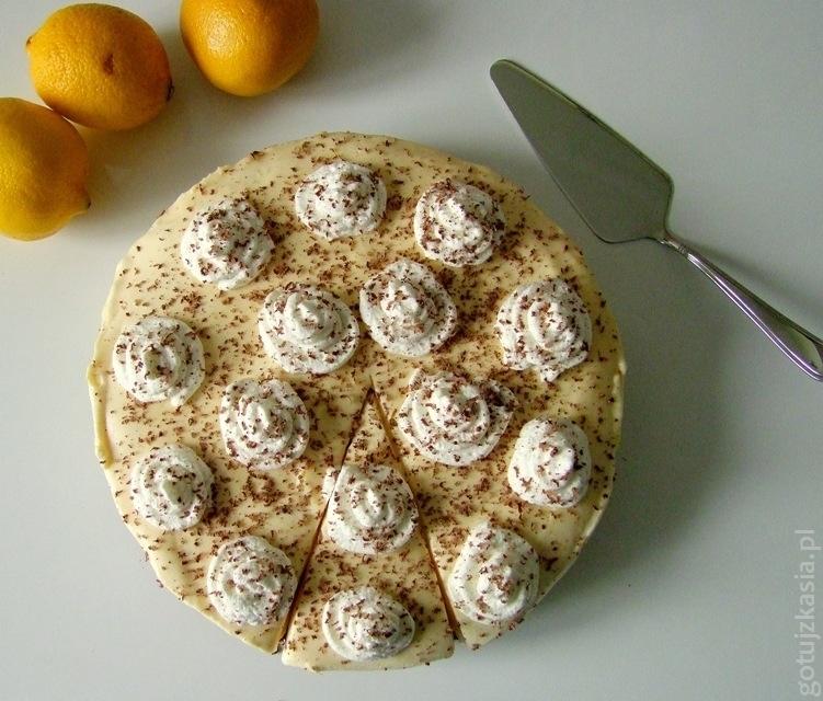 ciasto cytrynowo-czekoladowe 2