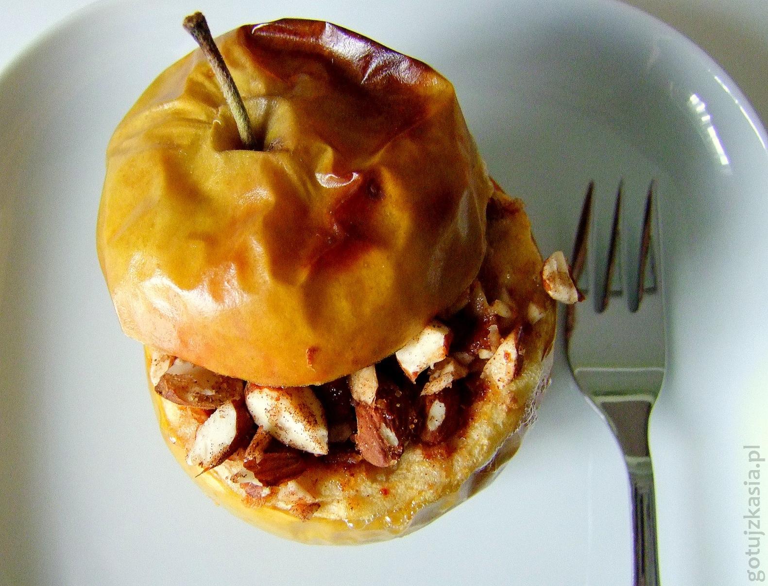 pieczone jablka 4