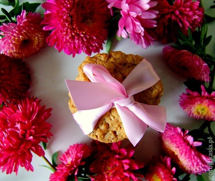 waniliowe ciasteczka owsiane 4