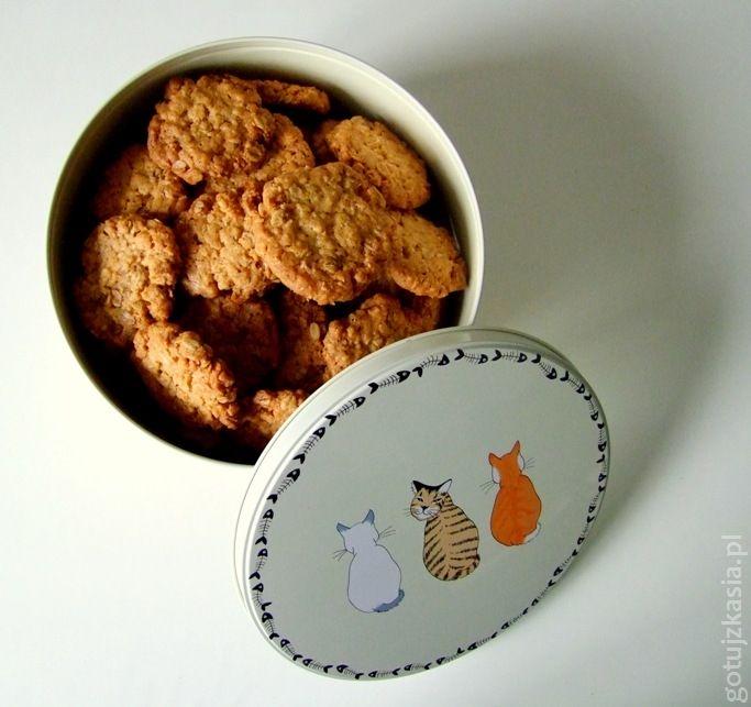 waniliowe ciasteczka owsiane 3