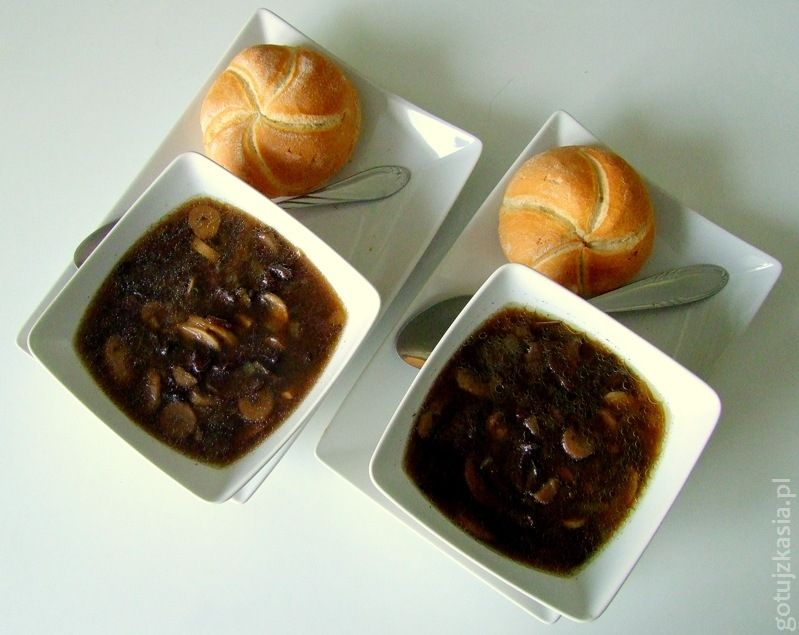 zupa grzybowa 3