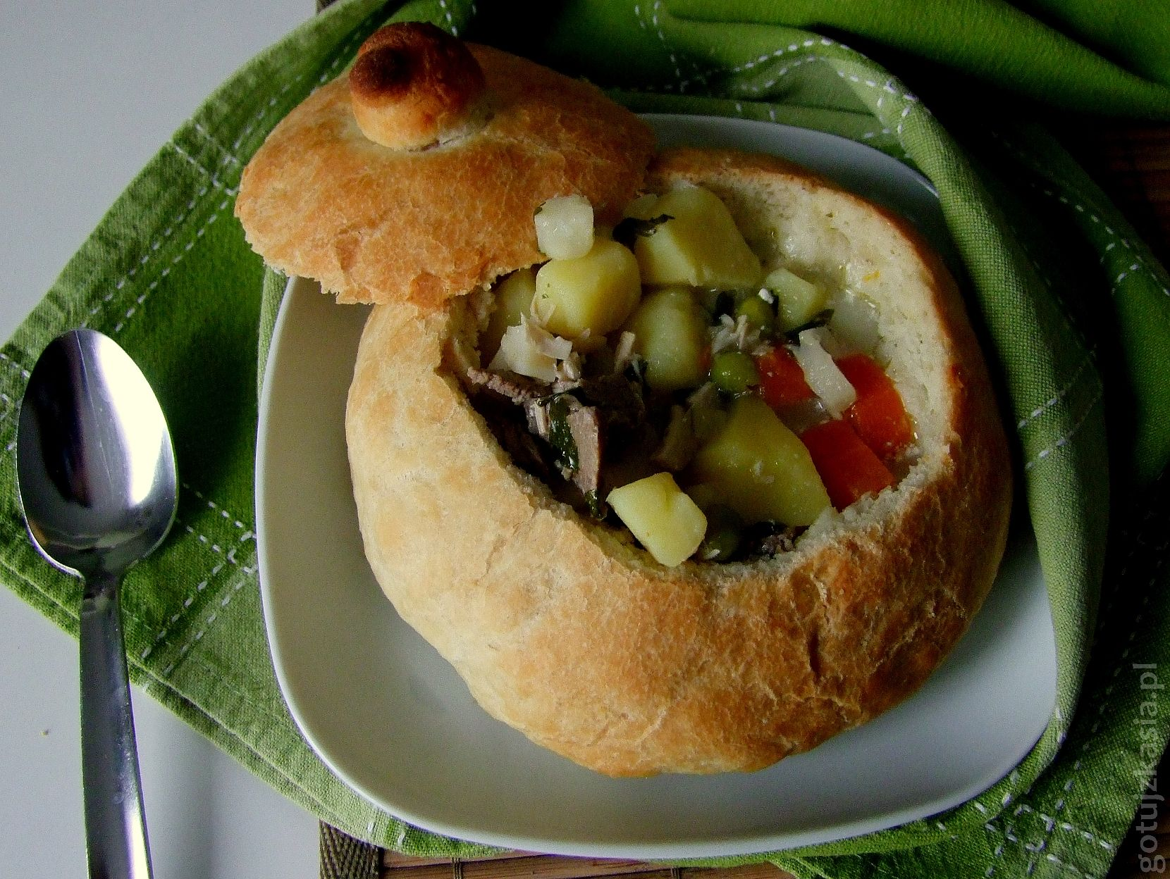 chlebowe miseczki 1
