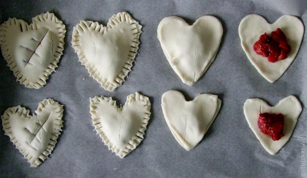 truskawkowe serca 1