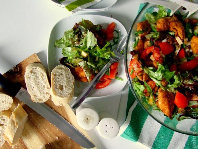 salatka z kurczakiem 6