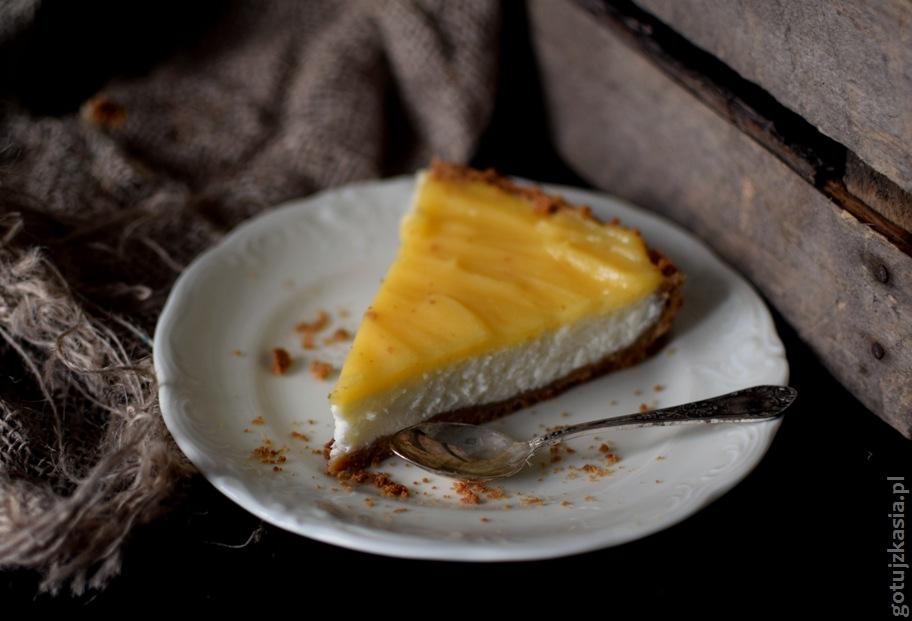 sernik z lemon curd 5