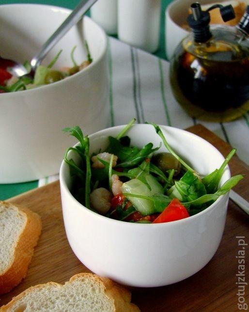 salatka z krewetkami 3