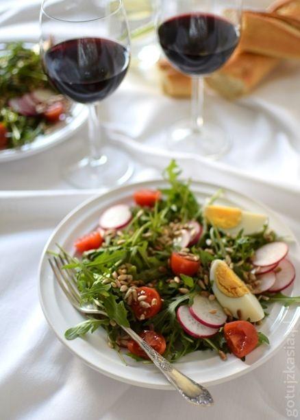 wiosenna salatka 1