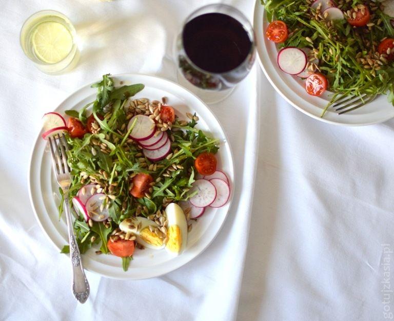 wiosenna salatka 2