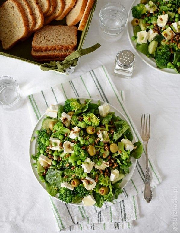 zielona salatka 4