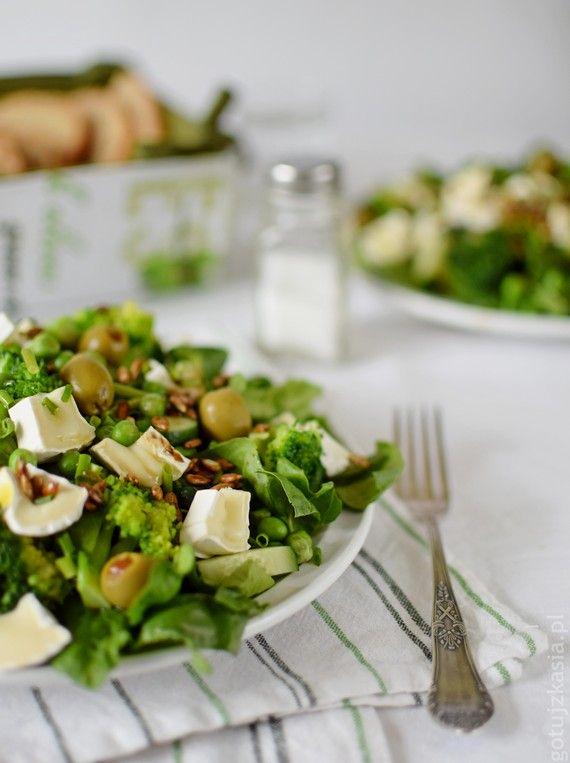 zielona salatka 6
