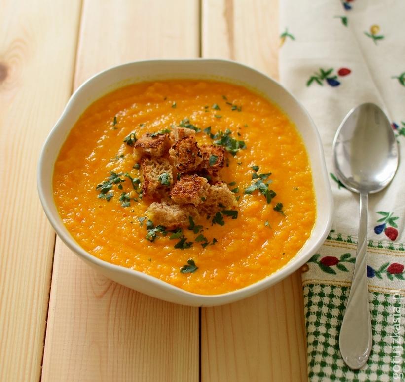 zupa marchewkowa 1