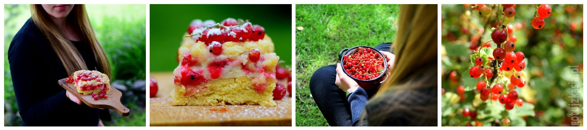 ciasto z porzeczkami 2