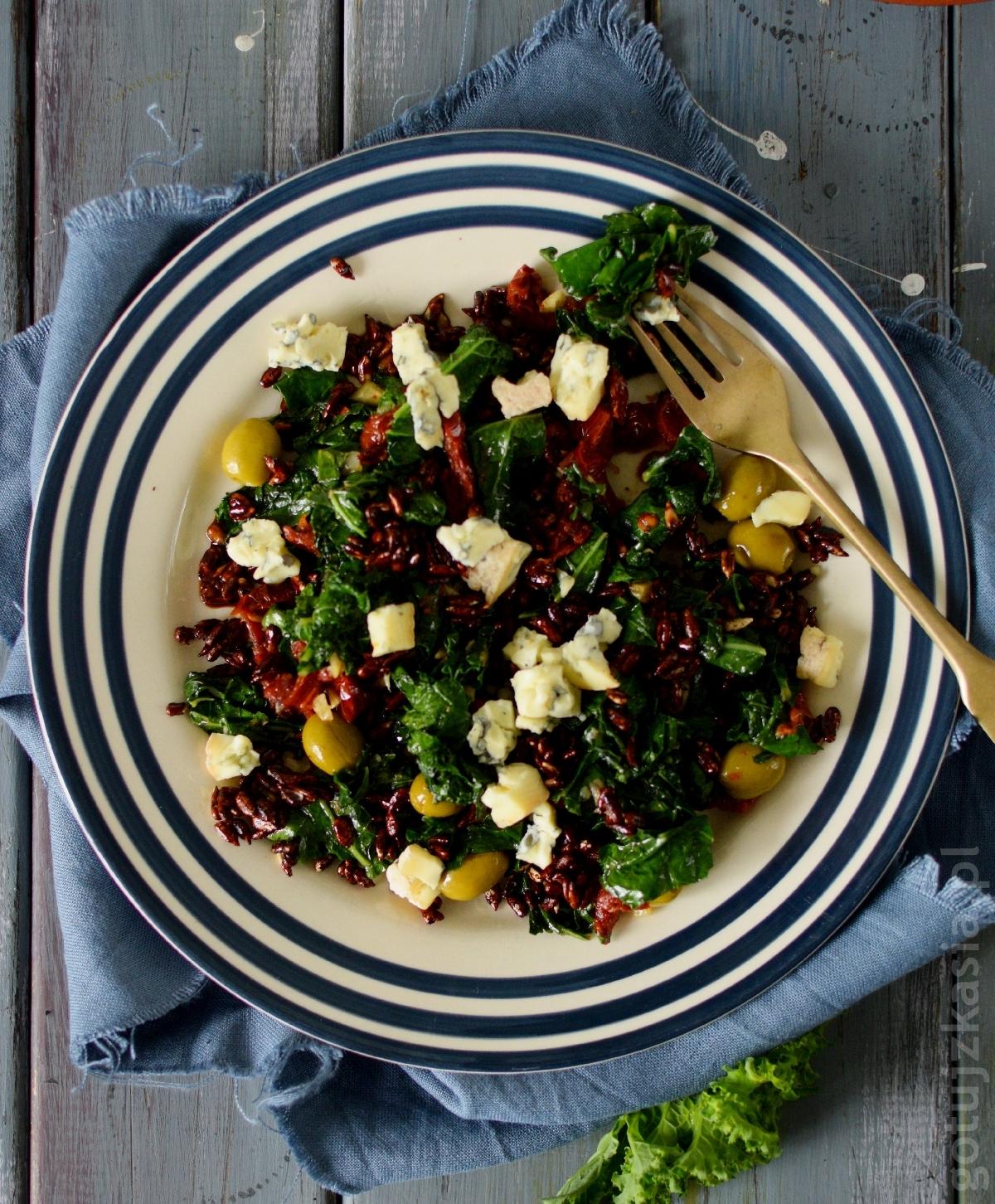 salatka z jarmuzem 4