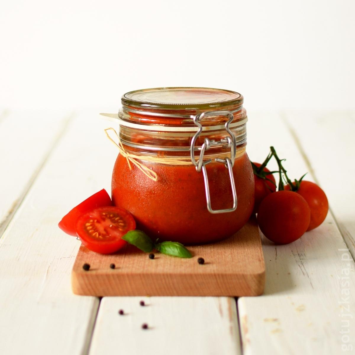 domowy ketchup 2