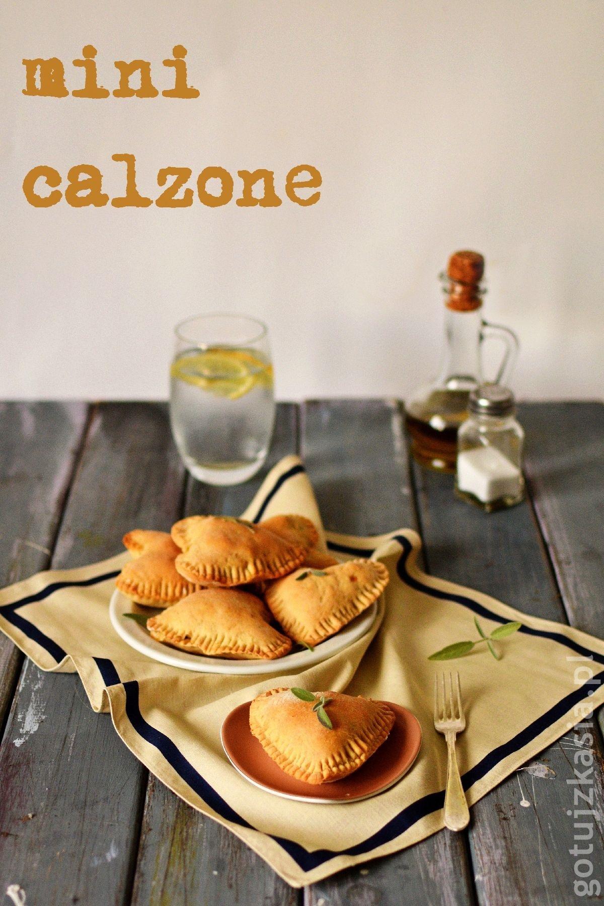 mini calzone 1