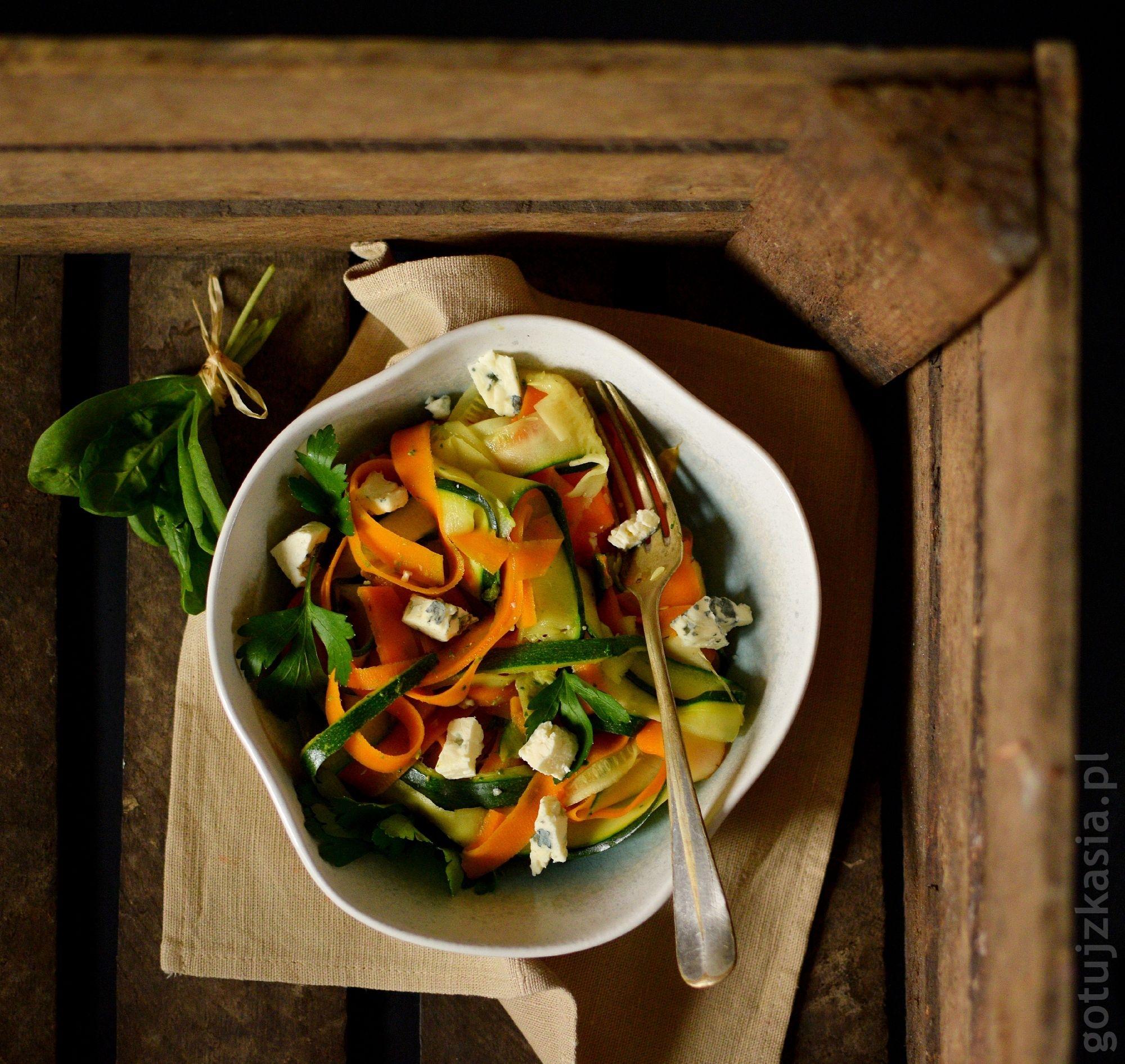 warzywne tagliatelle 1