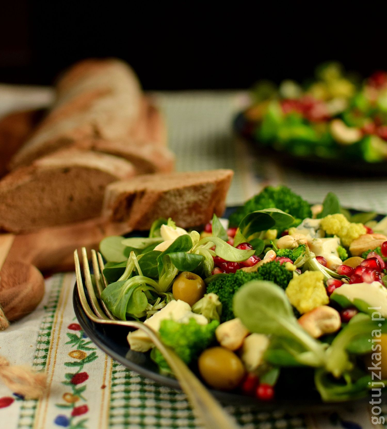 salatka z granatem 3