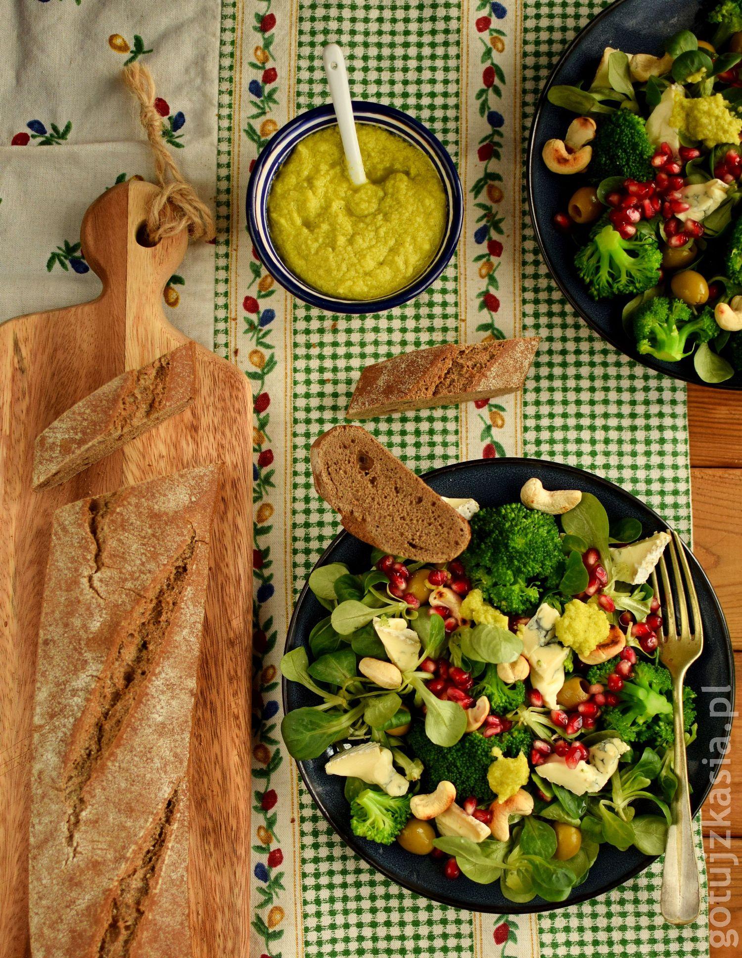 salatka z granatem 2