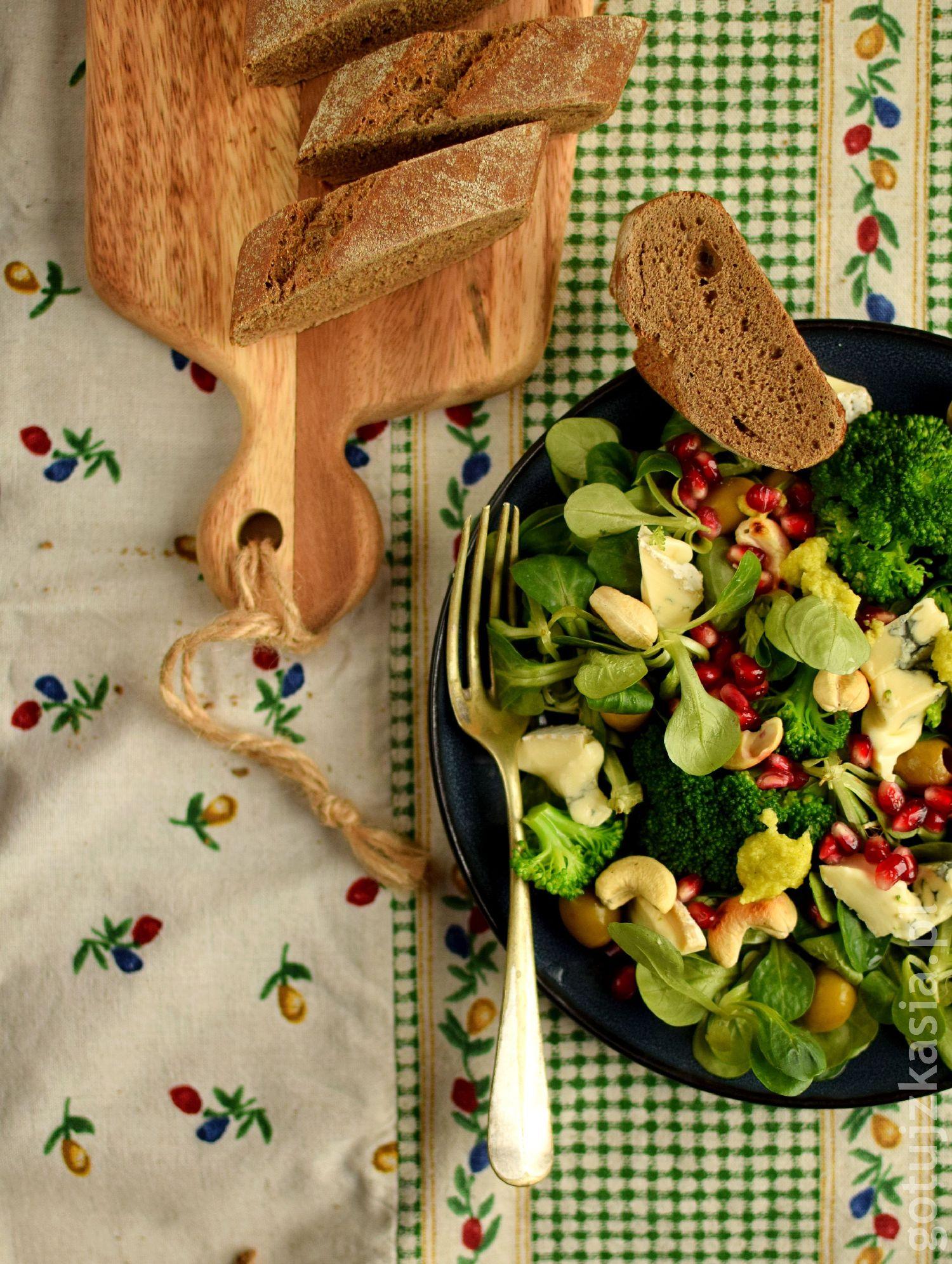 salatka z granatem 4
