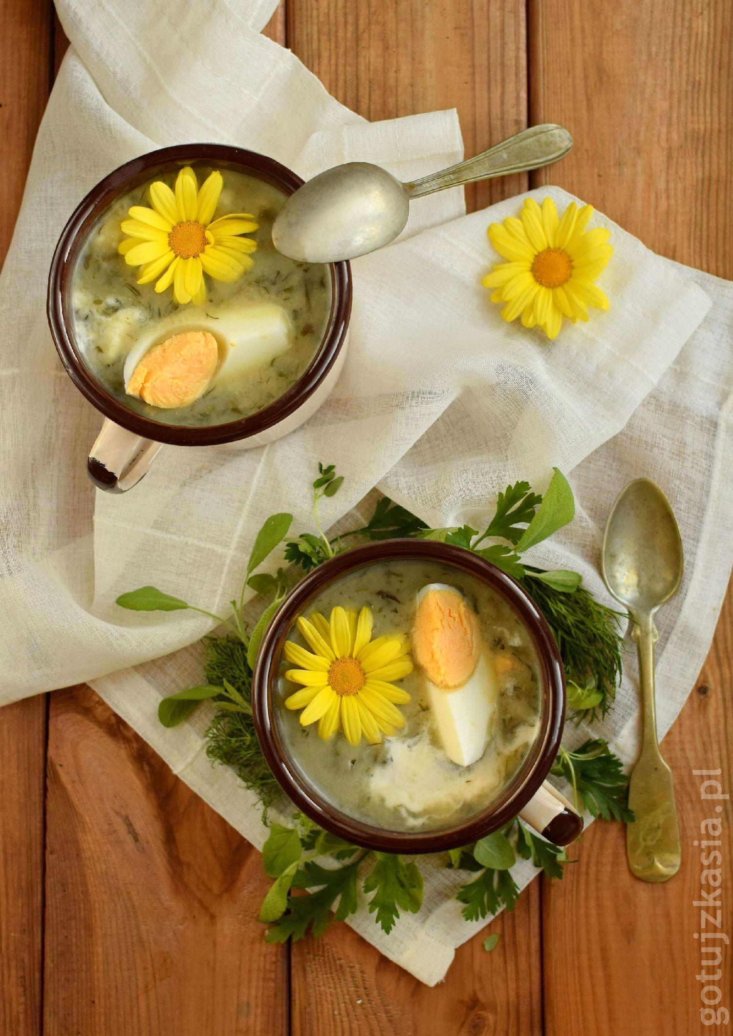 zupa z 9 ziol 2