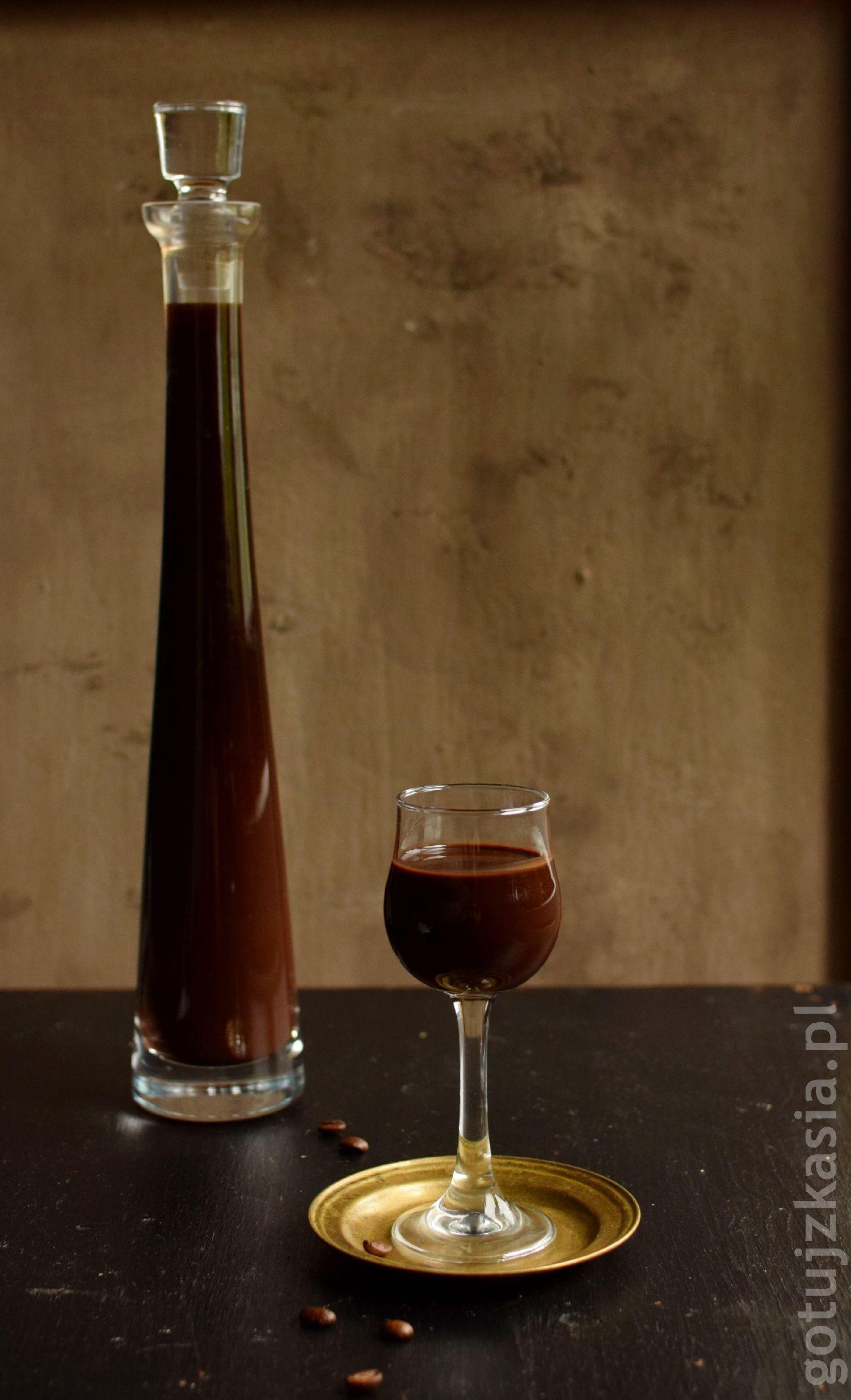likier kawowo-czekoladowy 1