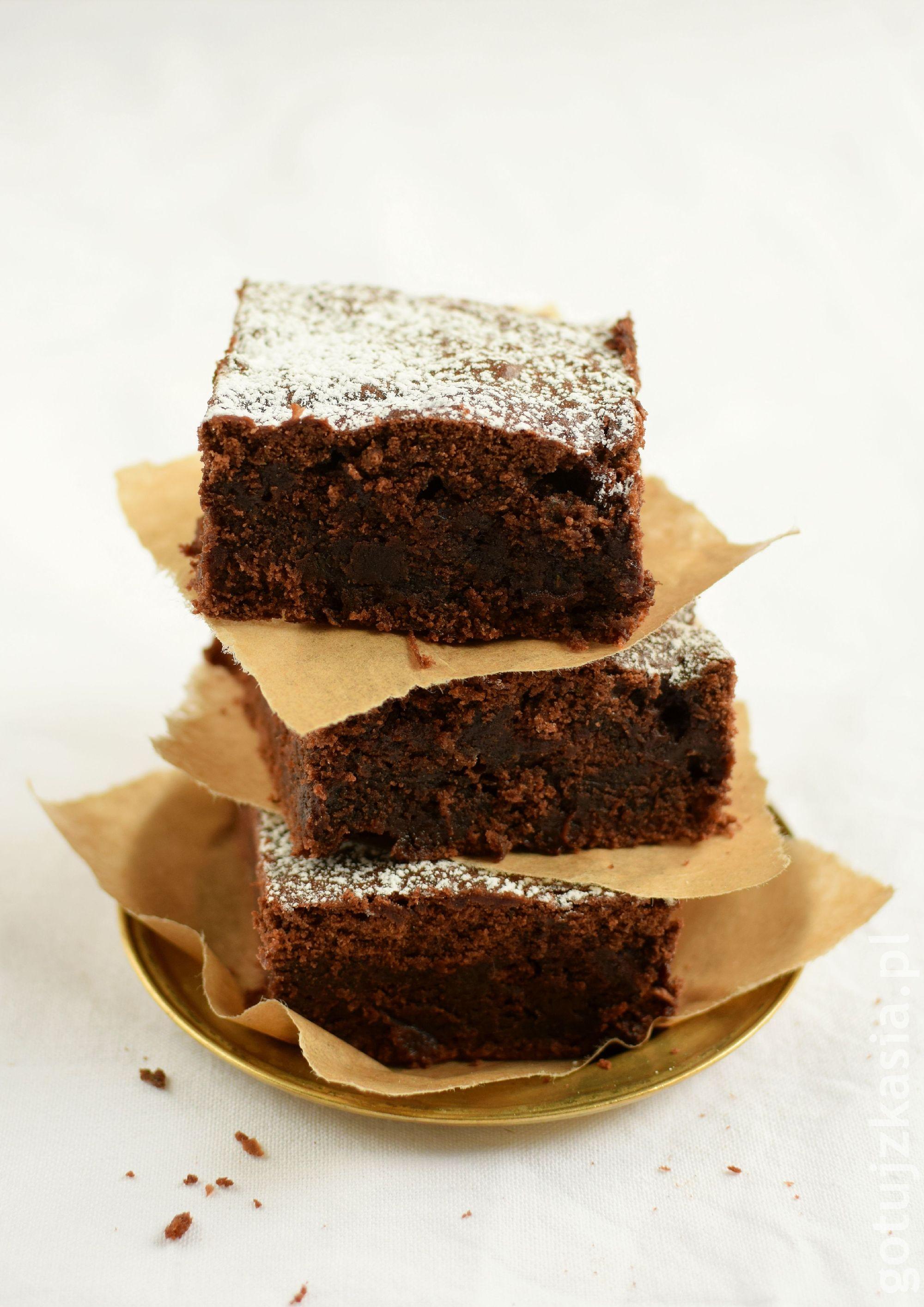 czekoladowe z cukinia 1