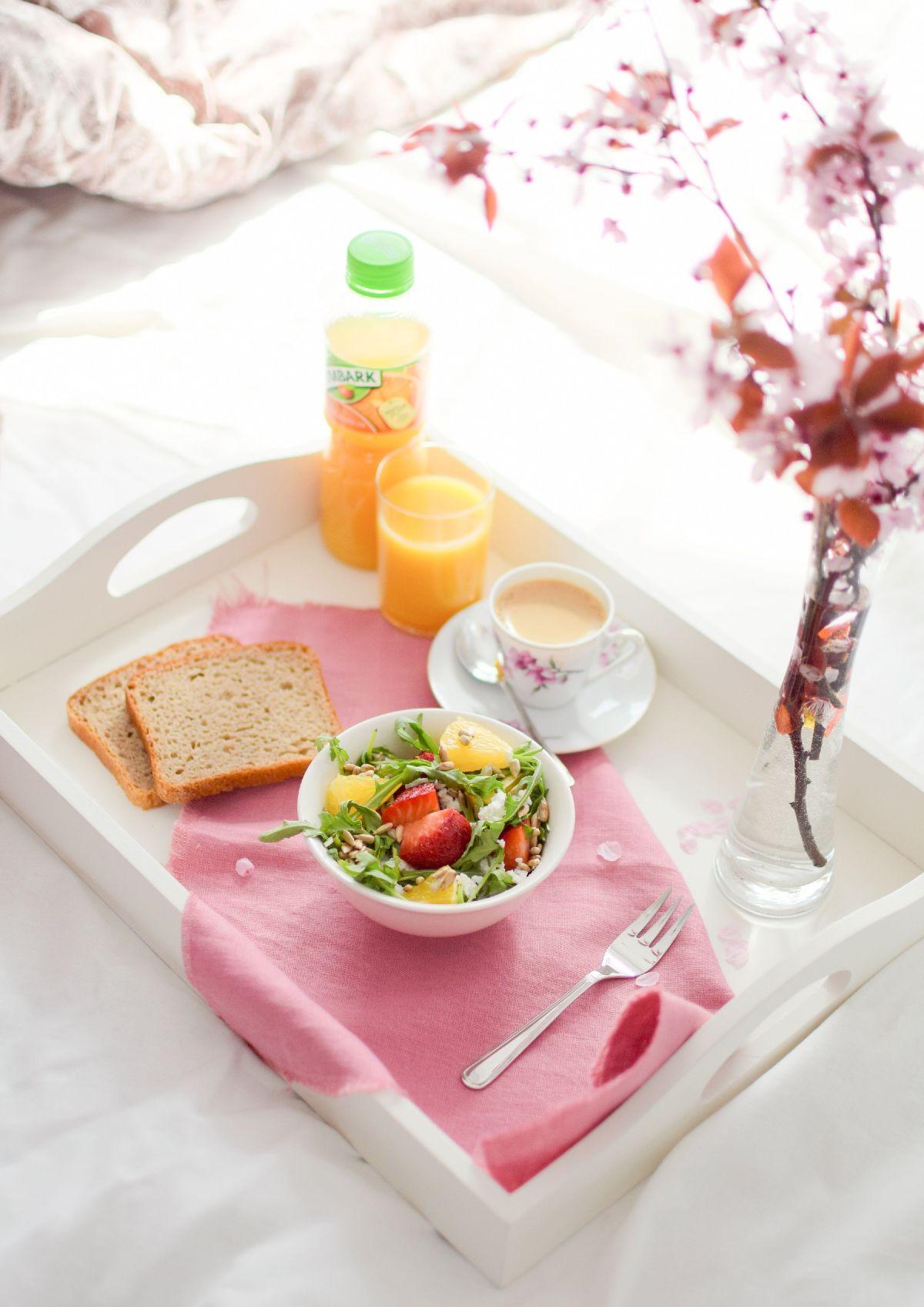 śniadanie Do łóżka Gotuj Z Kasią