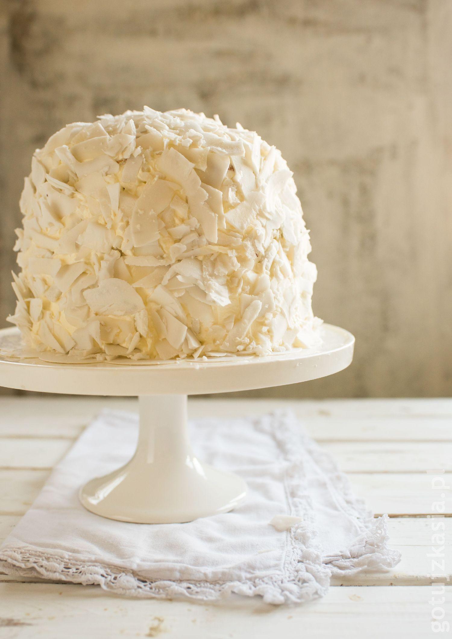 tort kokosowy 1